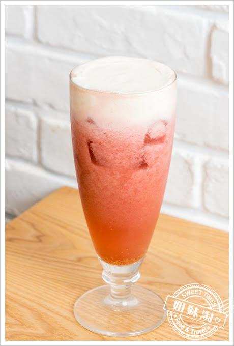 糖朝港式料理薔薇枝莓歐蕾