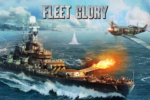 Fleet Glory  captures d'u00e9cran 1