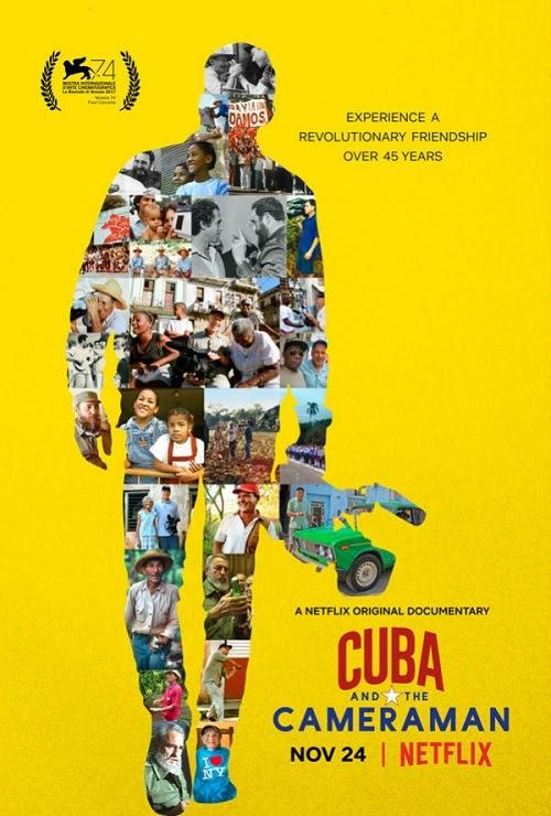 Cuba a través de la cámara (Cuba and the Cameraman)