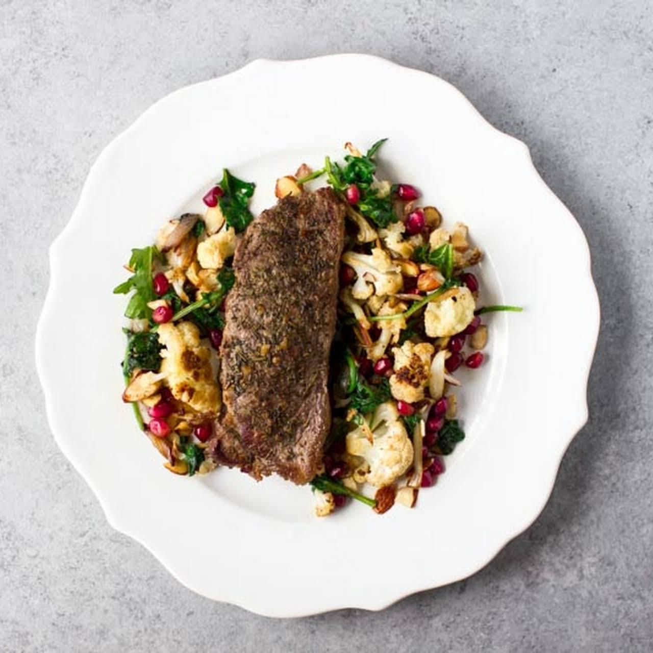 indulgent Steak Dinner For Two