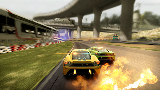 Racing Fever 3D: Speed Capture d'écran