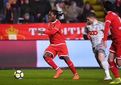 Réduit à dix, l'Antwerp peut compter sur Mbokani pour ne pas laisser passer le Standard !