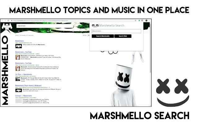 Marshmello Search