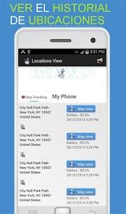 GPS Localizador de moviles por número 4