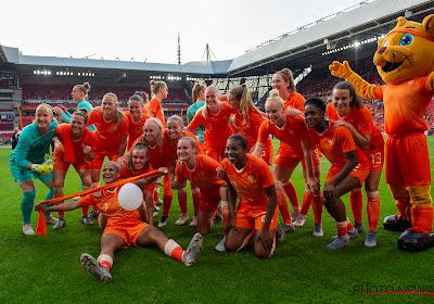 Oranje Leeuwin verkozen tot doelvrouw van het jaar