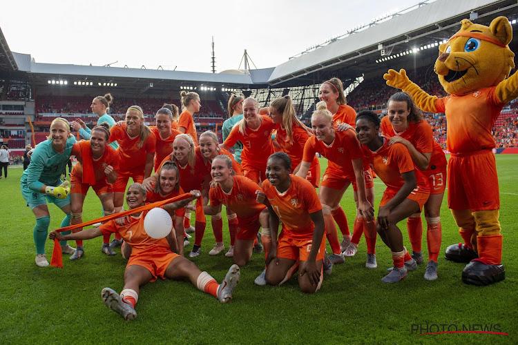 Surprenante initiative aux Pays-Bas : une joueuse intégrée à l'équipe A masculine !