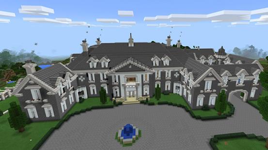 Mansion for Minecraft - náhled