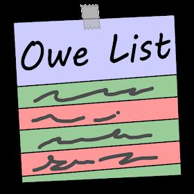 Owe List