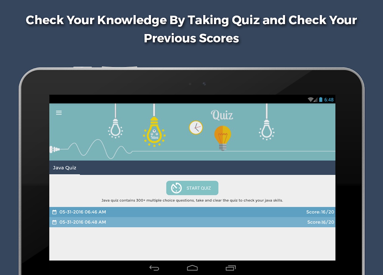 java interview questions android apps on google play java interview questions screenshot