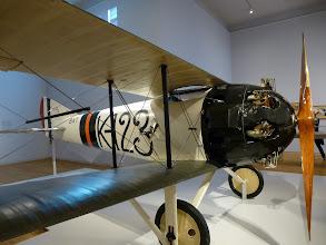 Photo: WWI plane