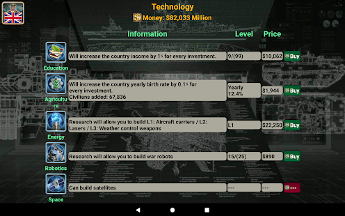 Game Europe Empire 2027 APK for Windows Phone