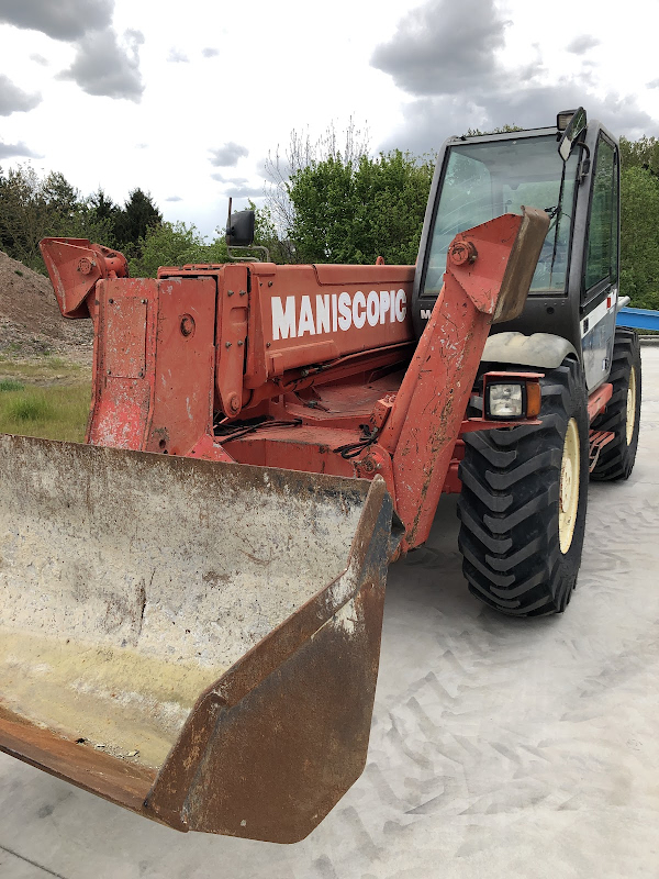 Picture of a MANITOU MT1337 SL TURBO S2