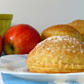 Apple Puff Pastries.