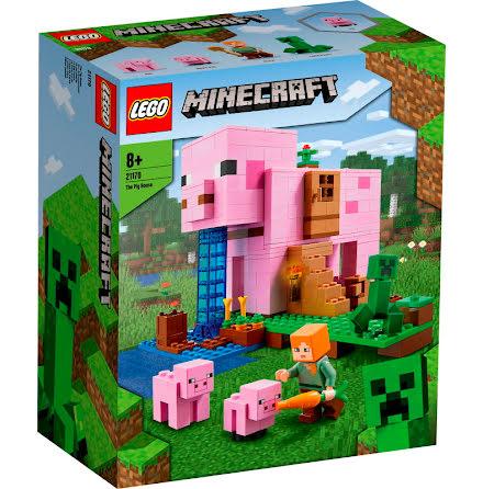 Lego Minecraft Grishuset