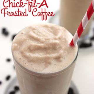 Copycat Chick-fil-A Frosted Coffee