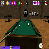 3D Free Billiards Snooker Pool