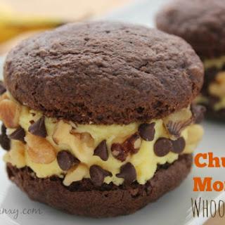 Chunky Monkey Whoopie Pies Recipe – Yummy Chocolate Banana Treat!