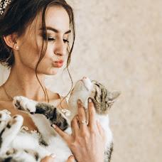 Wedding photographer Olga Urina (olyaUryna). Photo of 31.10.2018