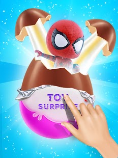 Toy Surprise Eggs Machine - náhled
