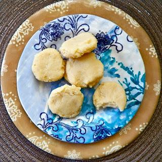3-Ingredient Key Lime Pie Cookies