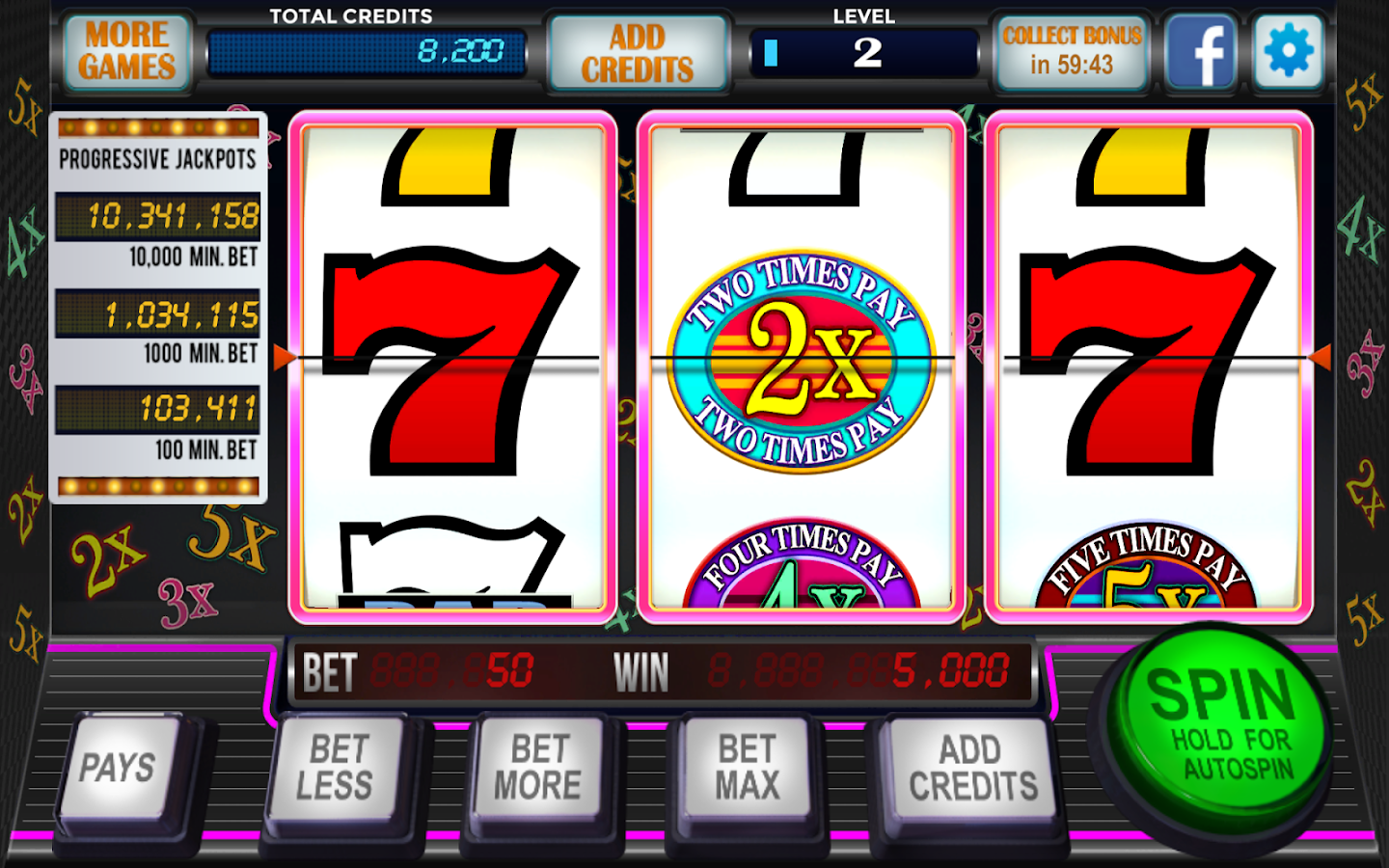 offline casino games free download