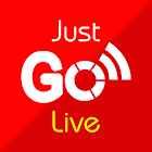JUST GO LIVE - Free Social Media App icon