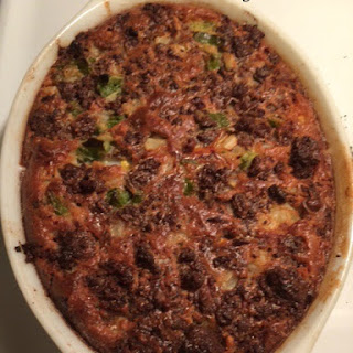 Wade's Cheeseburger Pie