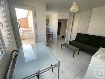 Studio meublé 20,5 m2