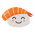 WAStickerApps - What If Sushi Alive icon