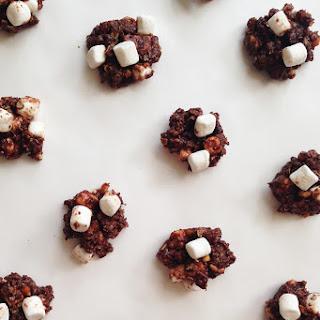 No-Bake S'mores Cookies