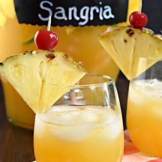 Pineapple Sangria.