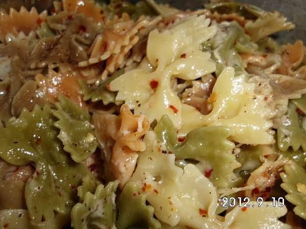 Veggie Parm Pasta Recipe