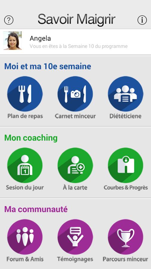 Savoir Maigrir avec J-M Cohen - Android Apps on Google Play