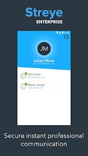 Streye Platform Video Call - náhled