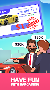 Used Car Dealer Tycoon 1.9.280 MOD for Android 3