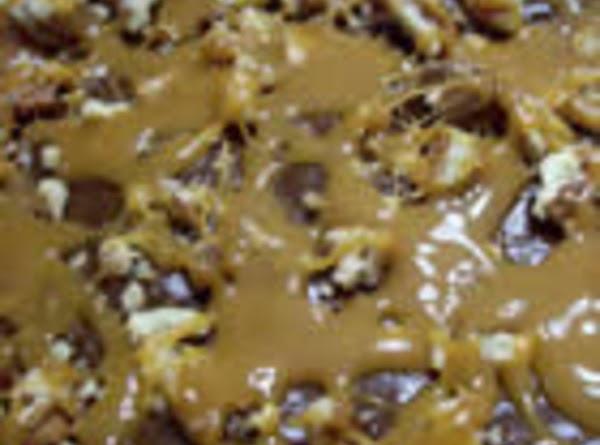 Turtle Brownies Recipe