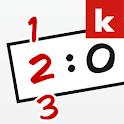 kicker Tippspiel icon
