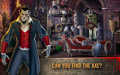 Vampire Castle Hidden Object Horror Game 1.0 screenshots 1