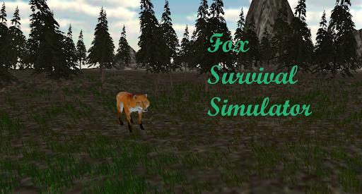 Real Fox Survival Simulator