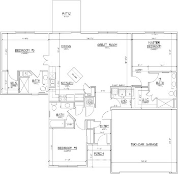 Go to Bailey Floorplan page.