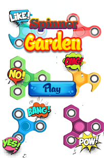 Spinner Garden Match Three - náhled