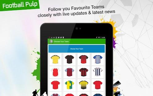 Football Pulp – Live It All! Screenshot 7