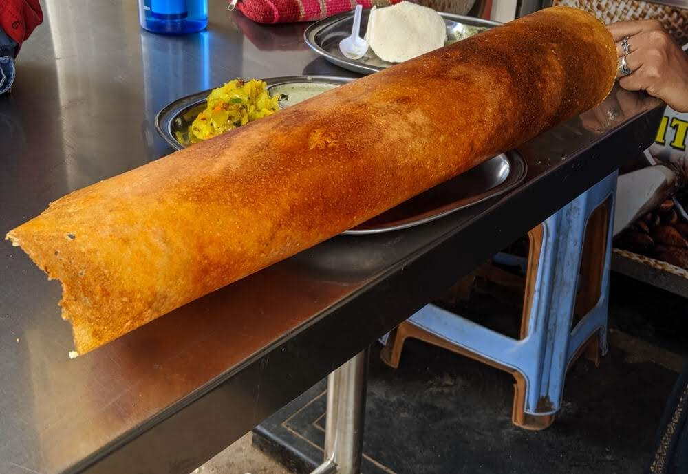 dosa+sai+idly+shan+bagh+hotel+hampi+food dosa should be on your hampi itinerary