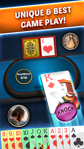 Gin Rummy - Offline  {cheat|hack|gameplay|apk mod|resources generator} 2
