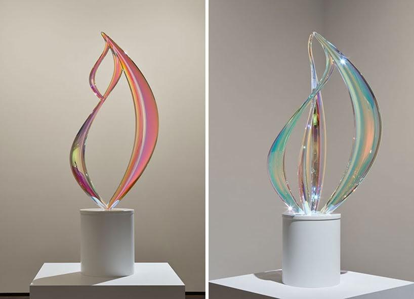 Invisible Dimension: La nueva instalación de esculturas de la artista japonesa Mariko Mori