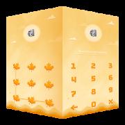 AppLock Theme Maple Leaf