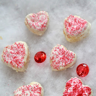 CopyCat Little Debbie Valentines Day Heart Cakes.
