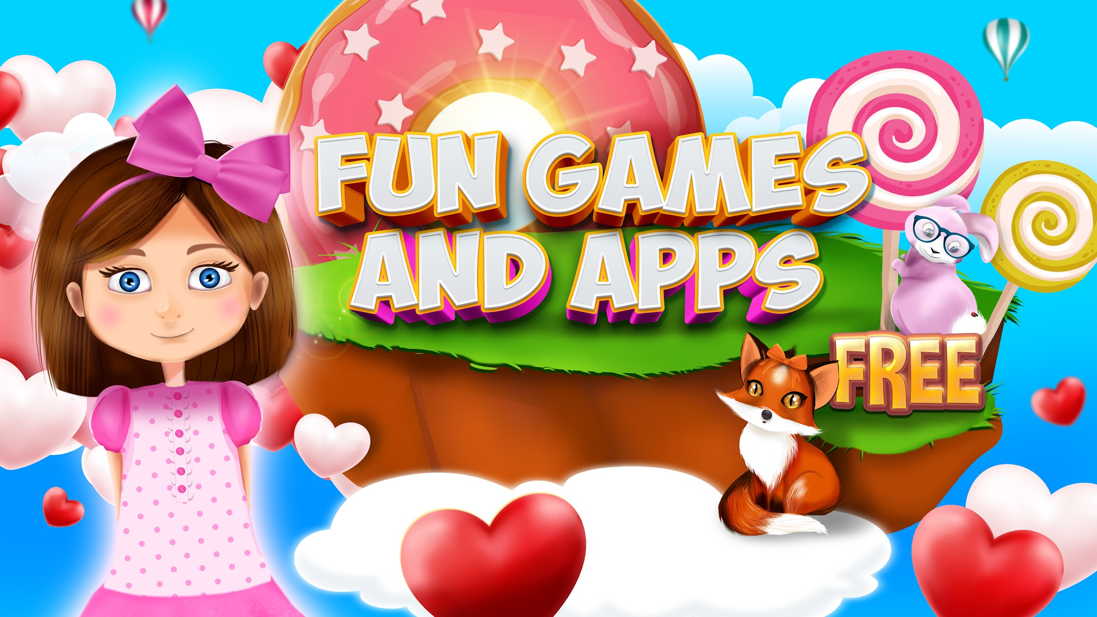 Fun Games and Apps Free