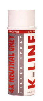 Dulling Spray, 4x Neutral Gray - K-Line