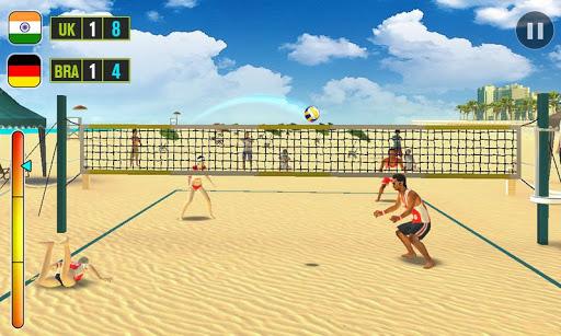 Real VolleyBall World Champion 3D 2018 1.01 screenshots 1